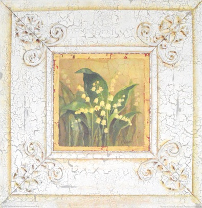 Kathryn White Vintage Lily of the Valley