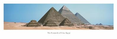 James Blakeway Die Pyramiden von Gizeh Aegypten