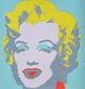 Warhol andy marilyn mint medium