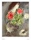 Chagall marc frau blumen und vogel 1953 medium