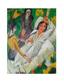 Ernst Ludwig Kirchner Frauen beim Tee, die Kranke