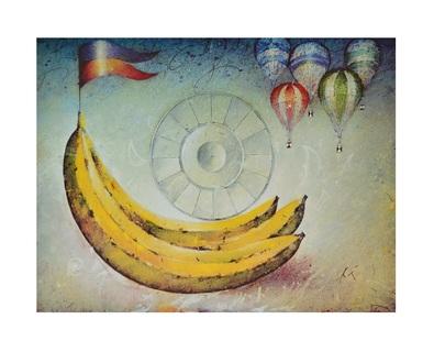 P. Korinek Banane
