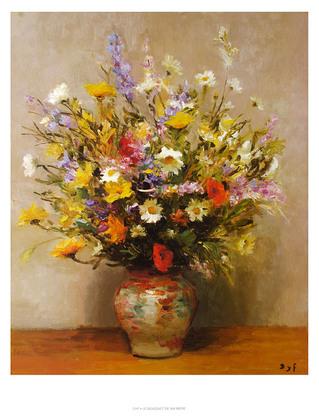 Marcel Dyf Le Bouquet de Ma Mere (klein)