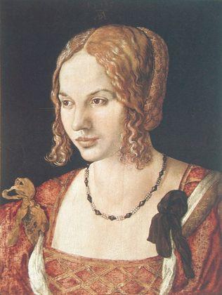 Albrecht Duerer Venezianisches Frauenbildnis