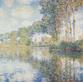 Claude Monet Pappeln an der Epte