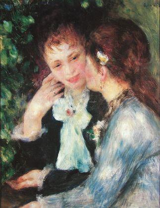 Pierre Auguste Renoir Geheimnisse