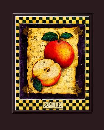 Jan Pashley Apple Aepfel