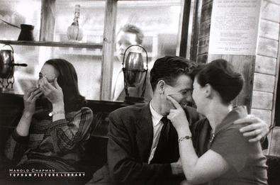 Harold Chapman Sam Widge's Coffee Bar, Soho