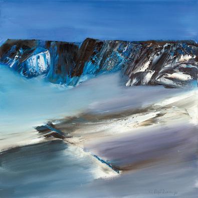Conny Rosskamp Eislandschaft III