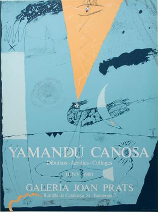 Yamanu Canosa Galeria Joan Prats II