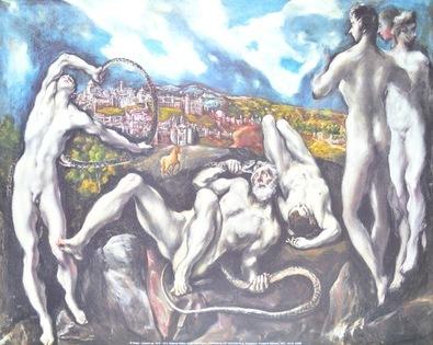 El Greco Laocoon