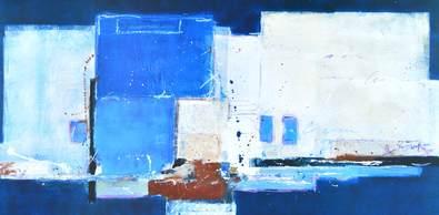 Ron van der Werf Abstrakt IX