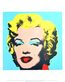 Andy Warhol Marilyn 1967 (on blue ground)