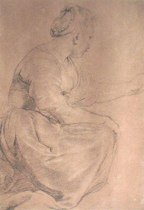 Peter Paul Rubens Hirtenmaedchen