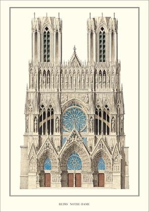 Reims Notre Dame
