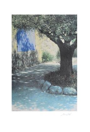 Lutz Muenzfeld Der alte Olivenbaum