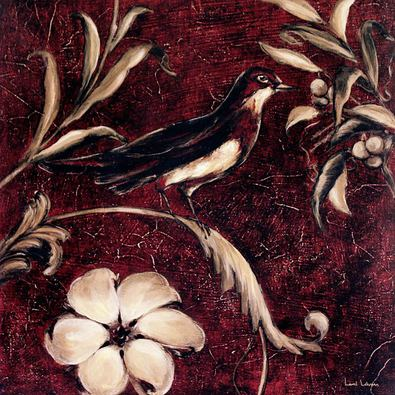 Laurel Lehman Crimson Songbird 4