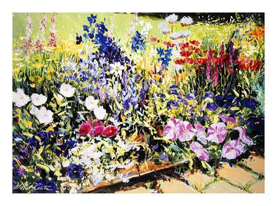 Heidi Coutu Midsummer Day's Garden I