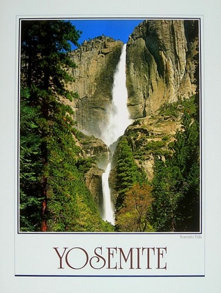 John Wagner Upper and lower Yosemite Falls