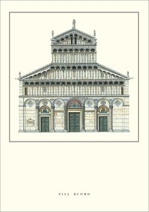 Architektur Pisa Duomo