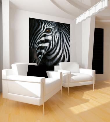 Jutta Plath Zebra I