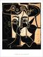 Picasso pablo frau mit hut i medium