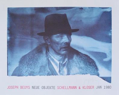 Joseph Beuys Neue Objekte