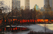 Christo the gates new york central park medium