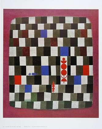 Paul Klee Super chess