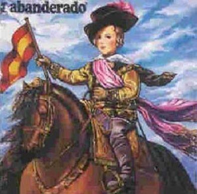 Antonio de Felipe Principe Abanderado