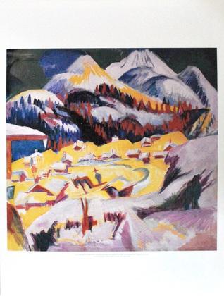 Ernst Ludwig Kirchner Frauenkirch im Winter, 1918
