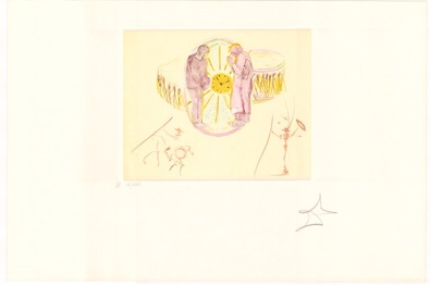 Salvador Dali The cycles of Life: One s Identity
