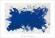 Yves Klein Hommage a Tennessee Williams, 1960