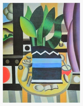 Leger fernand stilleben 1922 large