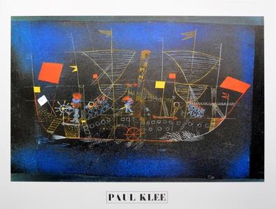 Paul Klee Abenteuer-Schiff