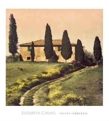 Elisabeth Carmel Tuscan Farmhouse