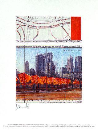 Christo und Jeanne-Claude The Gates XXIV