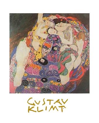 Gustav Klimt Die Jungfrau