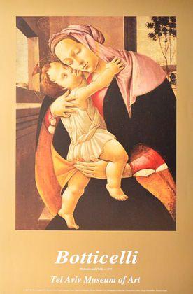 Sandro Botticelli Madonna and Child