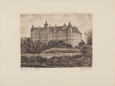 Bruck Guestrow, Schloss
