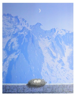 Rene Magritte Le Domaine d Arnheim