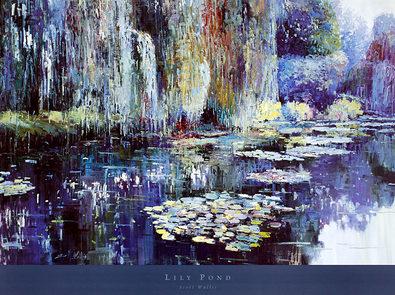 Scott Wallis Lily Pond