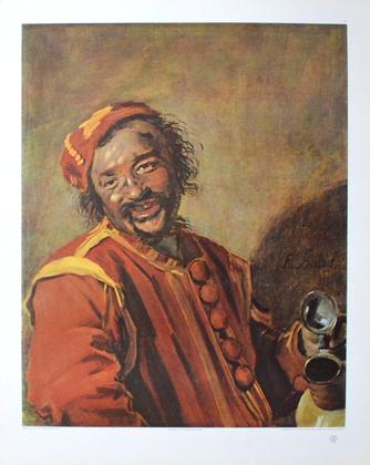 Franz Hals Der lustige Zecher