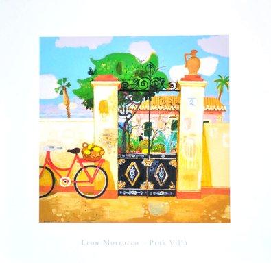 Leon Morrocco Pinke Villa