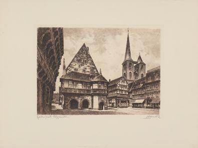 Bruck Halberstadt, Fischmarkt