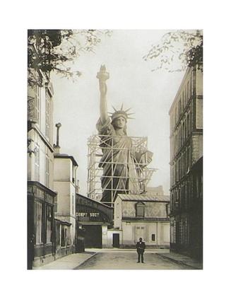 Corbis Bettman Liberty in Paris