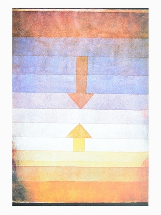 Paul Klee Scheidung Abends