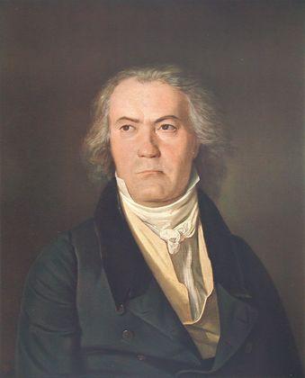 Ferdinand Georg Waldmueller Beethoven