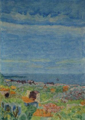 Pierre Bonnard Le Cannet bei Nizza