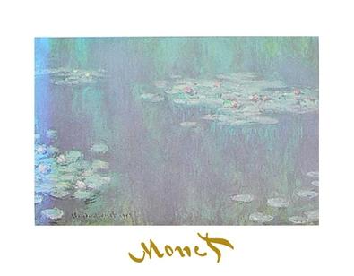Claude Monet Seerosen, 1905